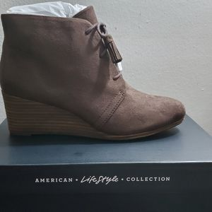 Dr Scholl's Dakota Wedge Bootie